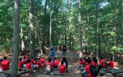 A summer camp experience to fill in gaps